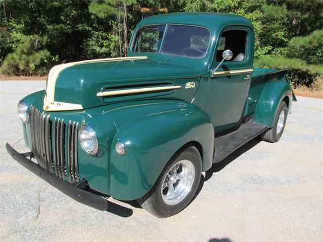 1947 Ford 1/2 Ton Pickup | 1031462