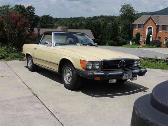 1975 Mercedes-Benz 450SL | 1031466