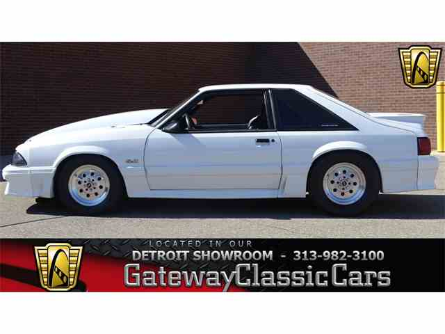 1991 Ford Mustang   1030147