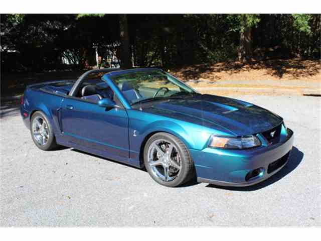 Picture of '04 Mustang - M3VZ