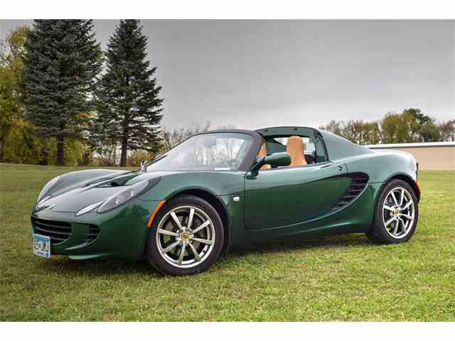 Picture of 2005 Lotus Elise located in Minnesota - M3W1