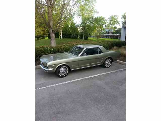 1966 Ford Mustang | 1031477