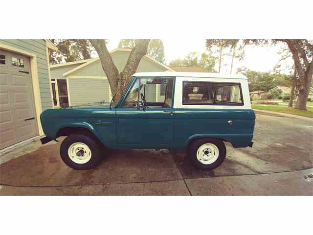 Picture of Classic 1967 Ford Bronco Offered by a Private Seller - M3W6