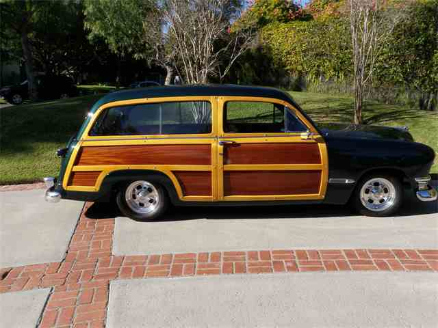 1950 Ford Woody Wagon | 1031482