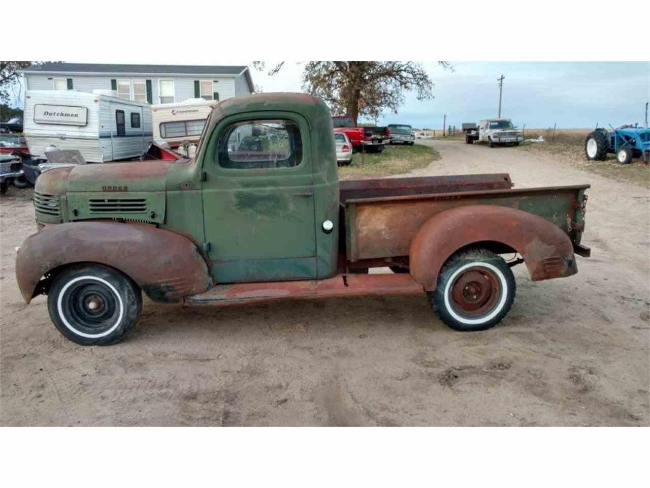 1946 dodge 1 2 ton pickup for sale cc 1031492. Black Bedroom Furniture Sets. Home Design Ideas
