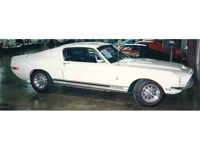 1968 Shelby GT500 | 1031508