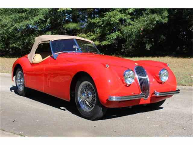 1954 Jaguar XK120 | 1031525