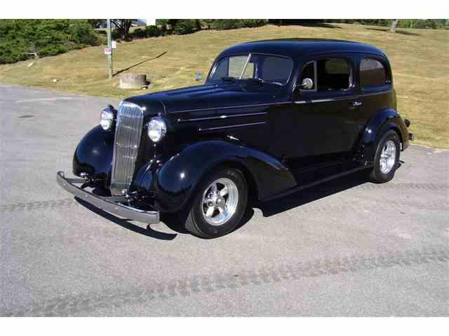 1936 Chevrolet 2-Dr Sedan | 1030153