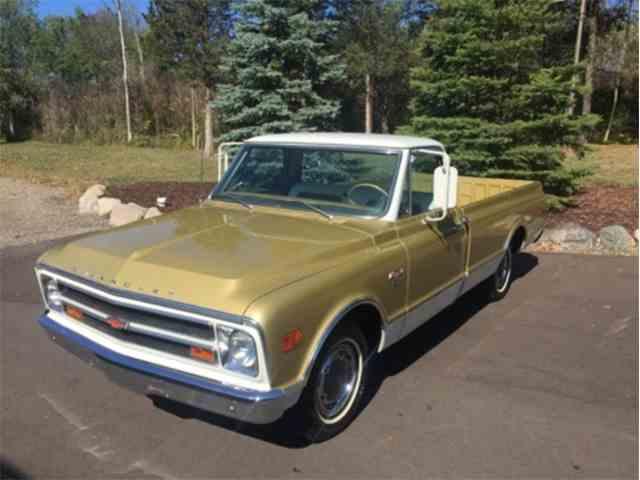1968 Chevrolet Fleetside | 1031539