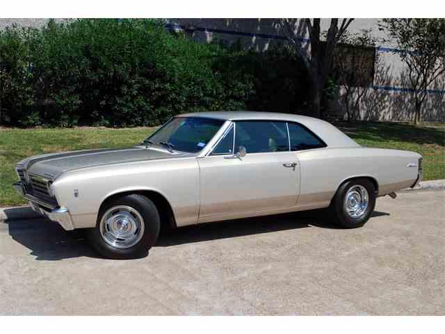 1967 Chevrolet Chevelle Malibu | 1031541