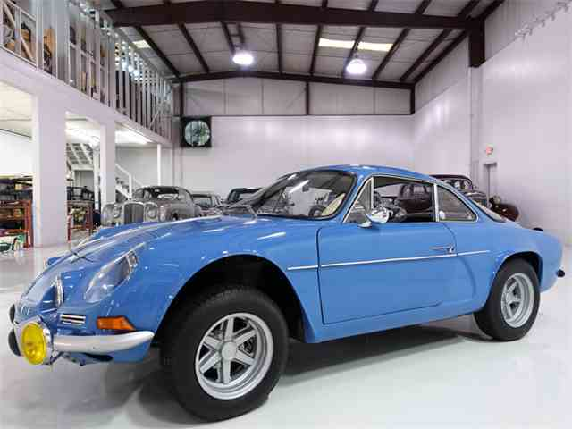 CC-1031555 1965 Renault Alpine