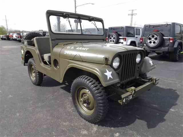 1955 Willys Jeep | 1031558