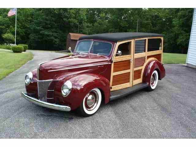 1940 Ford Woody Wagon | 1031561