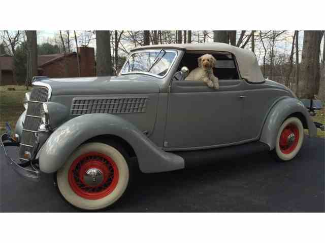 1935 Ford Cabriolet | 1031564