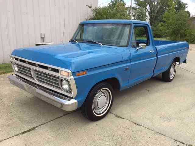 1973 Ford F100 | 1031566