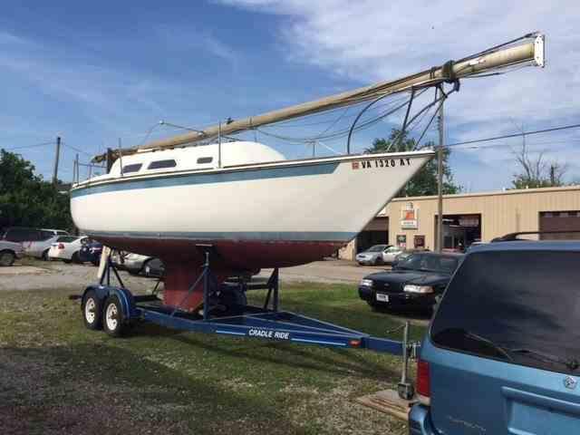 1975 ODay Boat   1031567