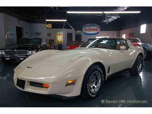 1981 Chevrolet Corvette | 1031570