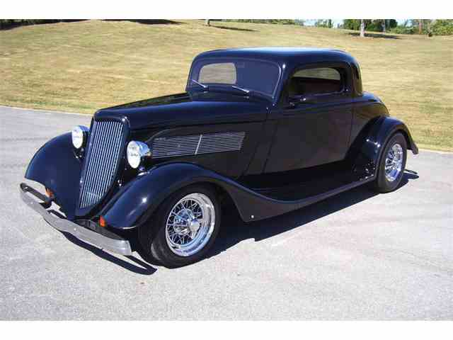 1934 Ford 3-Window Coupe | 1030158