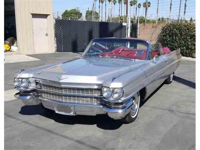 1963 Cadillac Convertible | 1031587