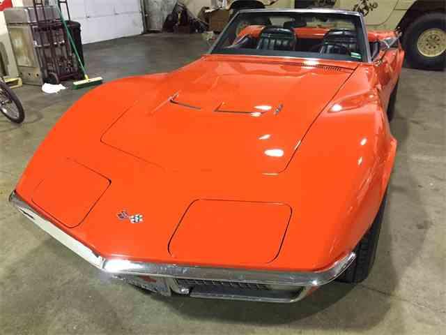 1970 Chevrolet Corvette | 1030016