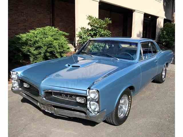 1967 Pontiac GTO | 1031600