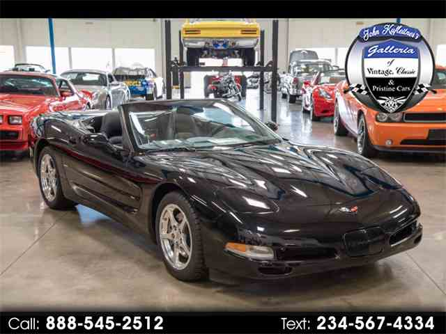 Picture of '02 Chevrolet Corvette Auction Vehicle Offered by John Kufleitner's Galleria - M2VL