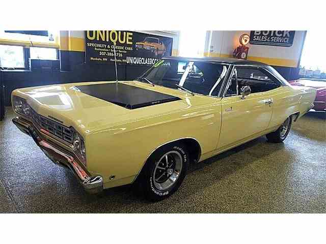 1968 Plymouth Road Runner 2Dr Hardtop | 1031610