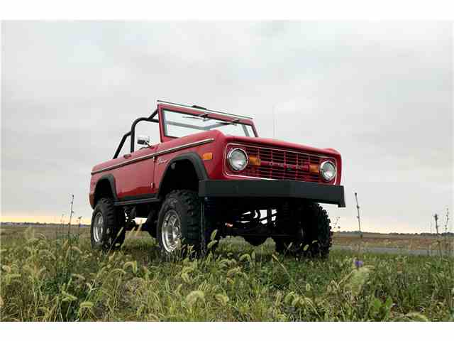 1972 Ford Bronco | 1031622