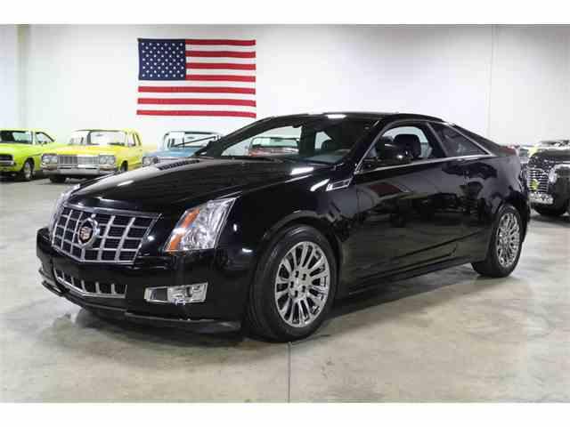 2012 Cadillac CTS | 1031626