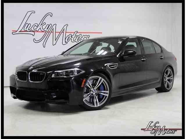 2014 BMW M5   1031642