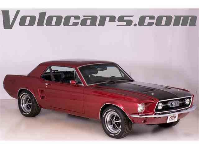 1967 Ford Mustang | 1031647