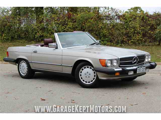 1989 Mercedes-Benz 560SL | 1031651