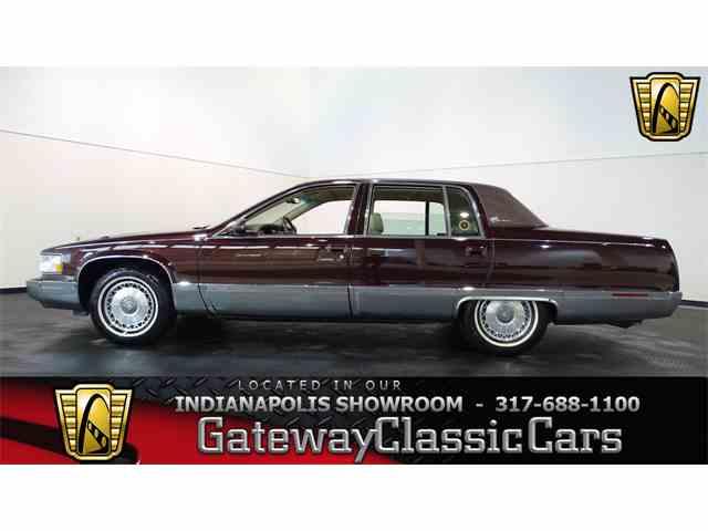 1996 Cadillac Fleetwood   1031654