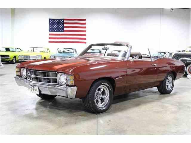1971 Chevrolet Chevelle | 1031655