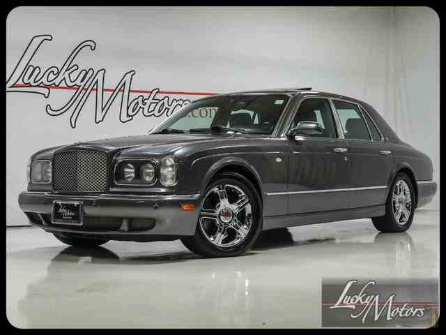 2003 Bentley Arnage | 1031656