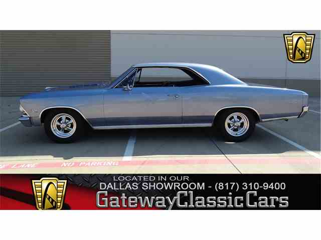 1966 Chevrolet Chevelle SS | 1031659
