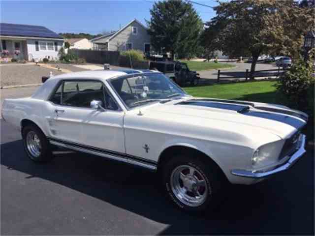 1967 Ford Mustang | 1031663