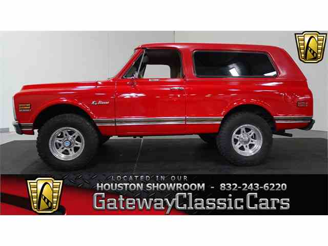 Picture of 1972 Truck - $23,995.00 Offered by Gateway Classic Cars - Houston - M41E