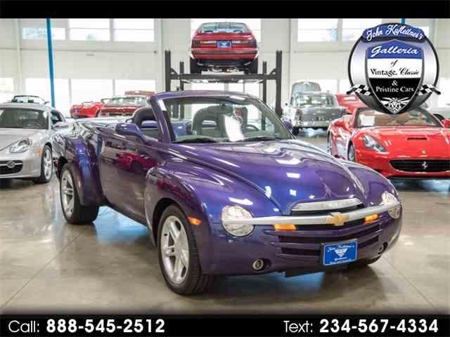 2004 Chevrolet SSR | 1030167