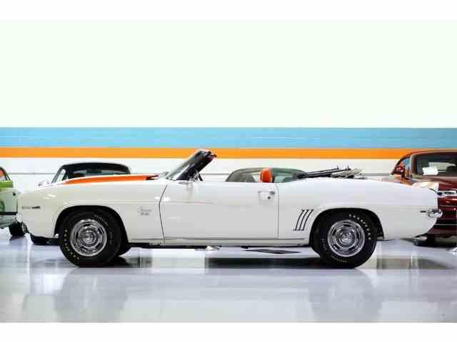 1969 Chevrolet Camaro SS | 1031672
