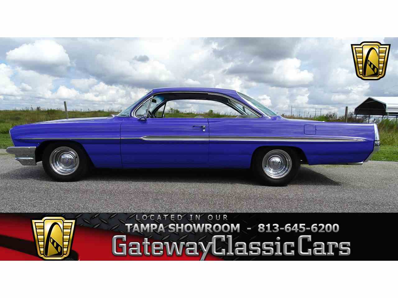 Large Picture of Classic 1961 Pontiac Laurentian - $34,995.00 Offered by Gateway Classic Cars - Tampa - M41O