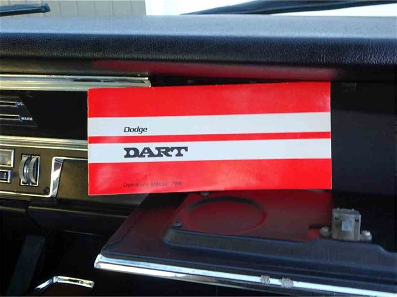 Large Picture of '69 Dart - M41P