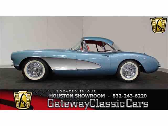 1957 Chevrolet Corvette | 1031680