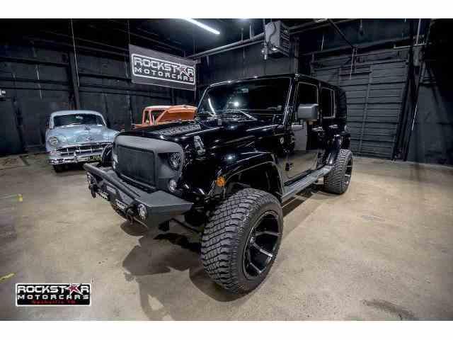 2014 Jeep Wrangler | 1031685