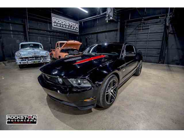 2011 Ford Mustang | 1031688