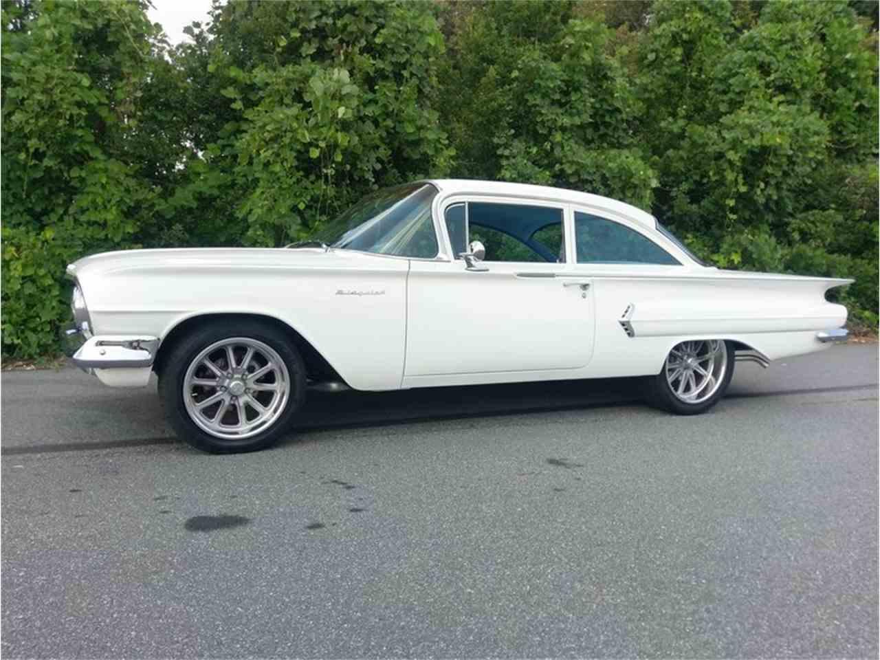 All Chevy 1960 chevrolet biscayne 2 door : 1960 Chevrolet Biscayne 2 Door Post for Sale | ClassicCars.com ...