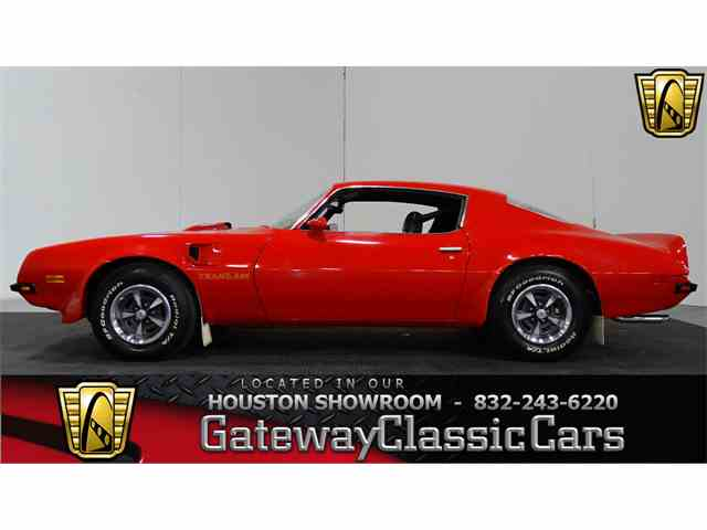 1974 Pontiac Firebird Trans Am | 1031694
