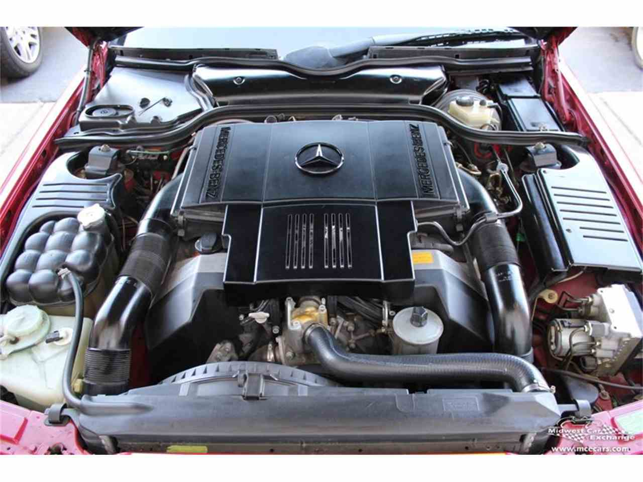 Large Picture of '95 SL500 - M42A