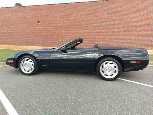 1996 Chevrolet Corvette | 1031699