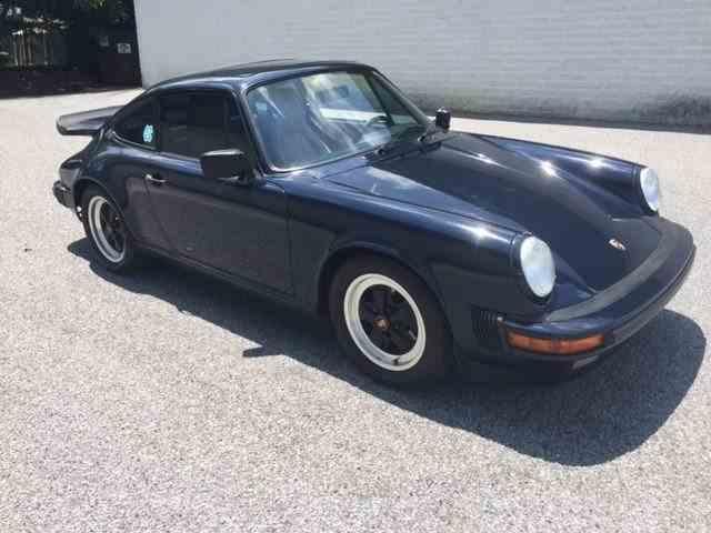 1987 Porsche 911 Carrera | 1031704
